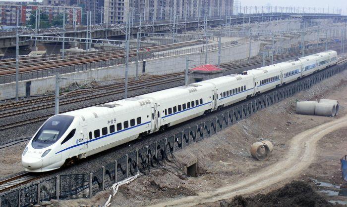 Beijing–Shanghai HSR CRH380A