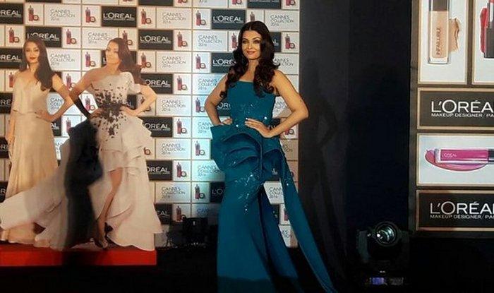 Aishwarya Rai Bachchan Twitter photo