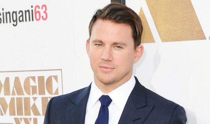 Channing Tatum got a horse for his birthday