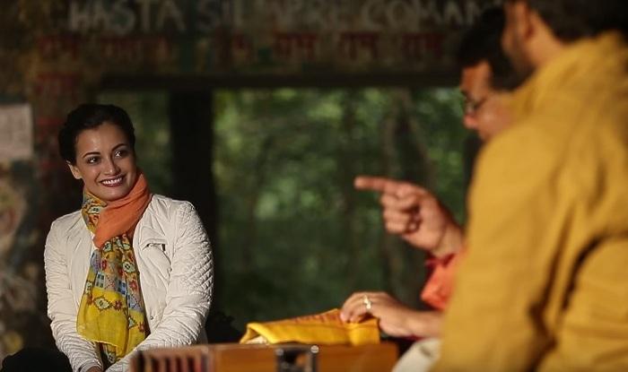 Dia Mirza Ganga 5