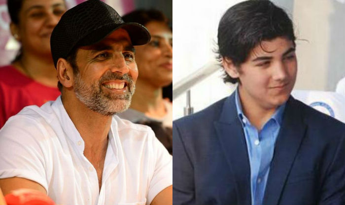 Here's how Akshay Kumar's son Aarav Kumar is following his ...