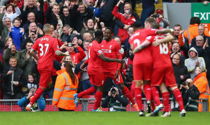 Liverpool Vs Newcastle United Free Live Streaming Watch Telecast Online Of Liv New Barclays Premier League 2017 16 Match