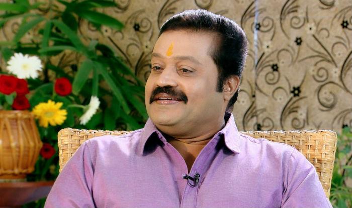 Malayalam actor Suresh Gopi nominated to Rajya Sabha ...