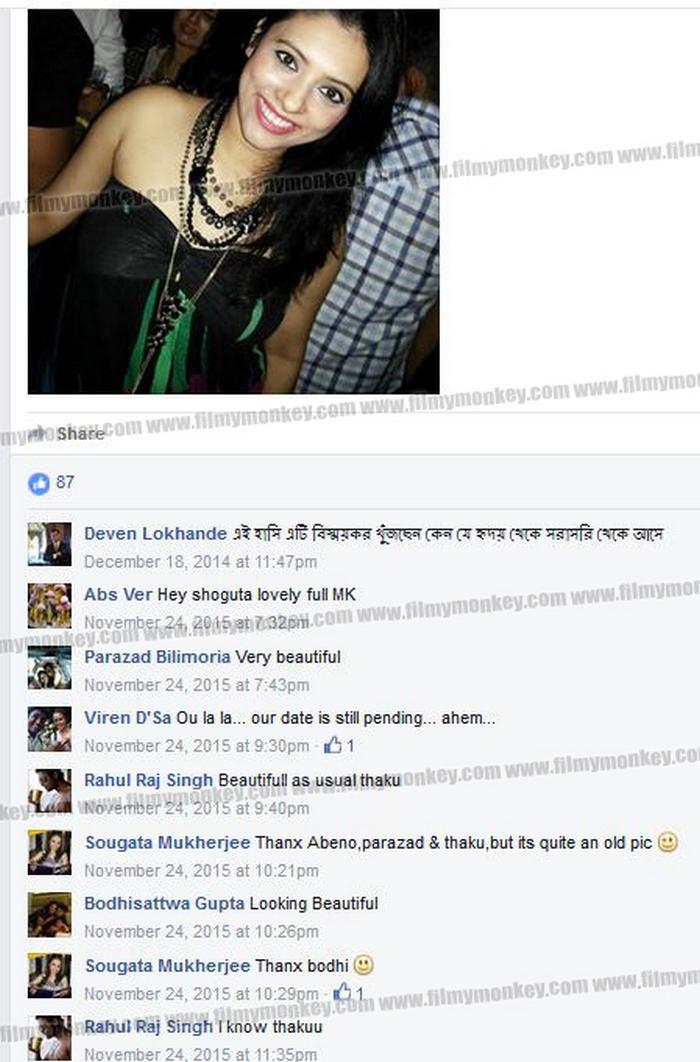 rahul raj singh sougata chat on FB