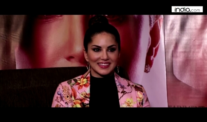 sunny leone exclusive interview 2