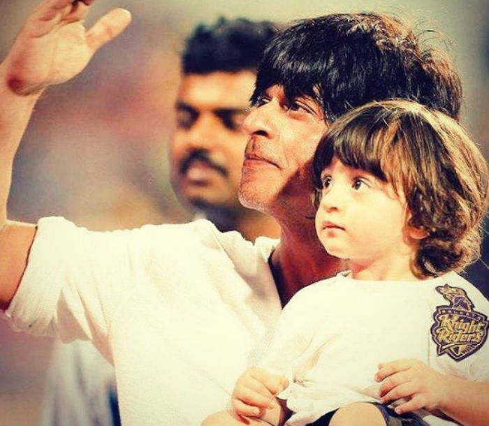 AbRam Khan Birthday: Here Are Some Rare Pictures Of Shah