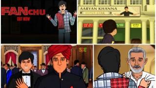 Shah Rukh Khan FAN spoof: Salman Khan gets married & Aamir Khan is thrashed by Fanchu! (Watch video)