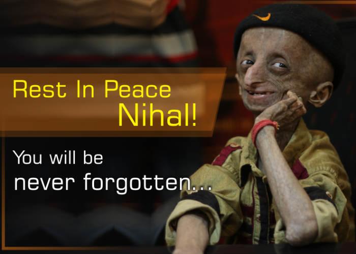 Aamir Khan's biggest fan, Progeria patient Nihal Bitla passes away