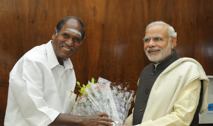 Puducherry Assembly Elections 2016: AINRC's N. Rangasamy; Know your Leader  – Part 3   India.com