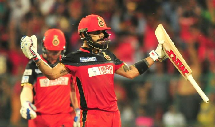 Virat Kohli smashes his second century in IPL 2016! Watch Video Highlights of RCB vs RPS | India.com