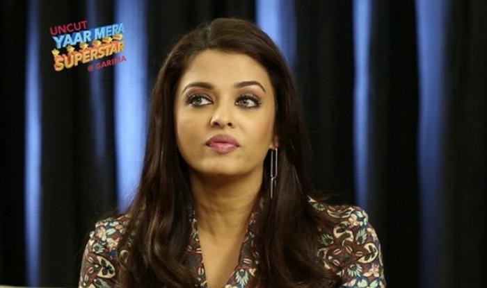 Aishwarya on Zoom