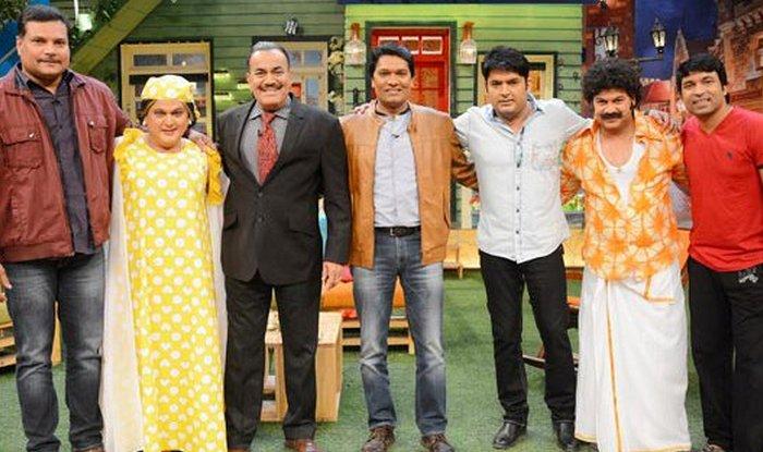 CID on The Kapil Sharma Show