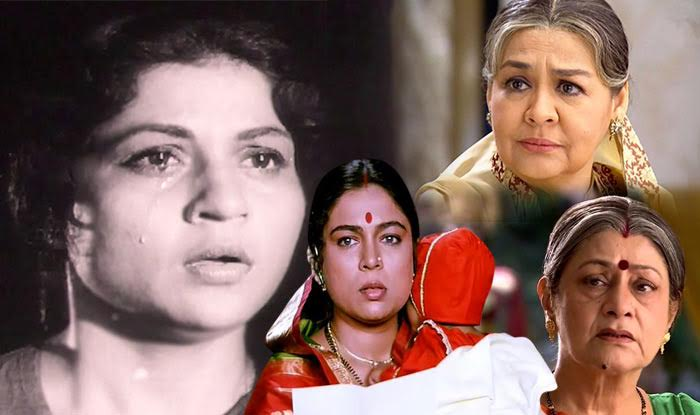 Mother's Day 2016 - Nirupa Roy, Waheeda Rehman, Kirron Kher: Famous Bollywood Scenes! (Watch Video)