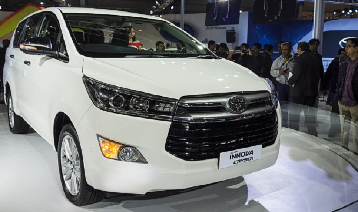 Innova car price in india second hand 13