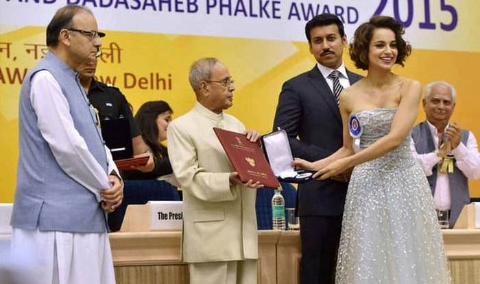 Image result for KANGANA RANAUT National Film Awards