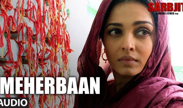 Meherbaan audio song a