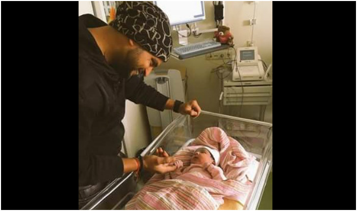 Suresh Raina turns father, names daughter 'Gracia' | India.com