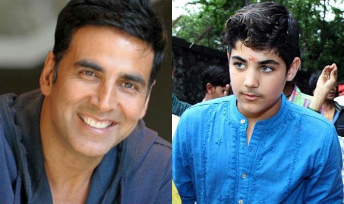 Akshay Kumar's son Aarav Kumar will never enter the film ...