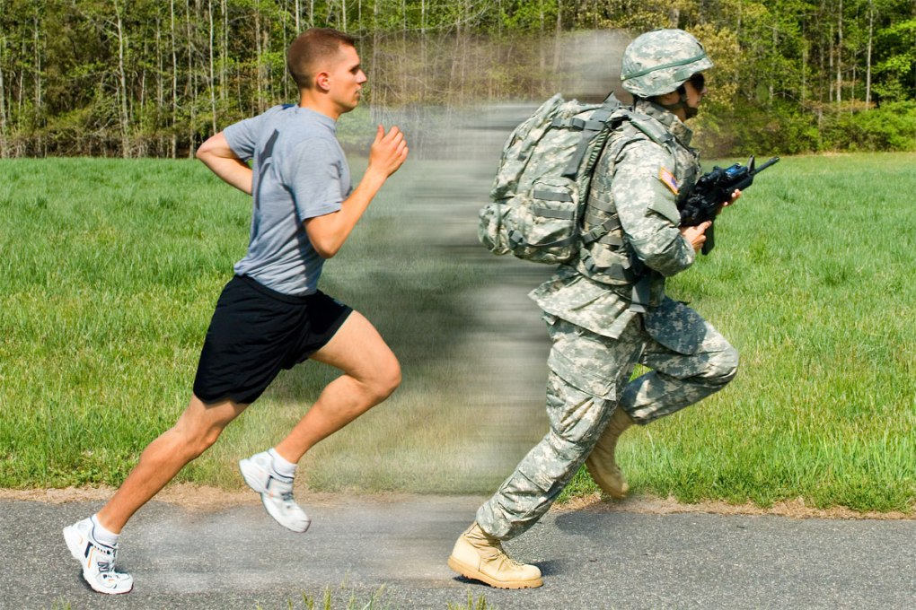 Best Running Shoes For Marine Boot Camp