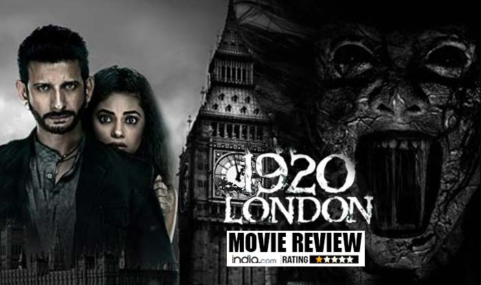 Movies About The 1920s: 1920 London Movie Review: Sharman Joshi Starrer Is The