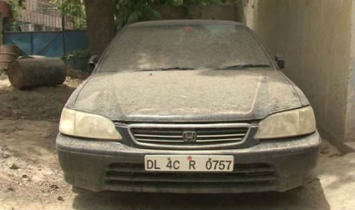 Man Finds His Stolen Car Back On Olx India News India Com