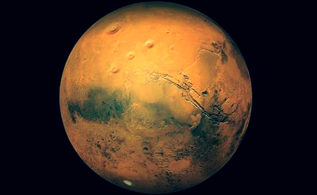 A study of the red planet mars