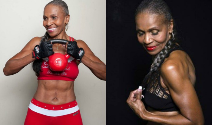 Meet The World S Fittest Grandma Who Is A Bodybuilder At