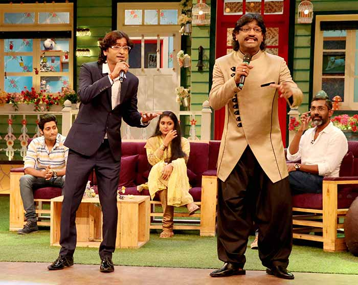 The Kapil Sharma Show: Sairat stars Rinku Rajguru & Akash Thosar