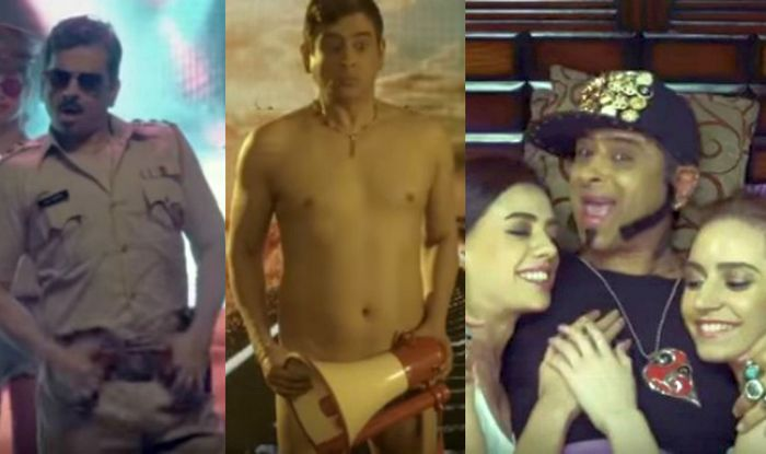 Palash Sen as Salman Aamir and Yo Yo Honey Singh