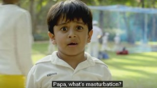 What will you do when your 7 yr kid asks the meaning of masturbation? This short film gives you the answer!