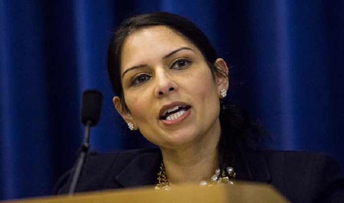 Indian origin minister priti patel at centre of sexism row for Patel name meaning