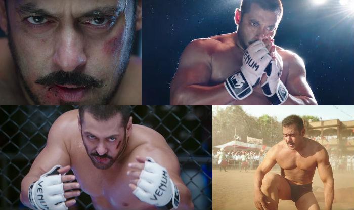 Salman Khan sultan trailer teaser