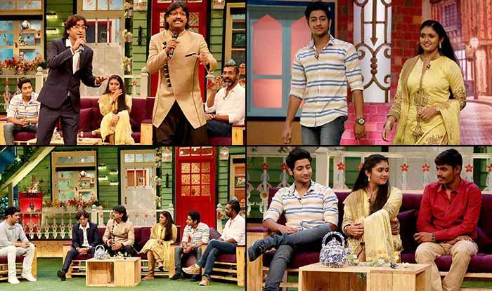 The Kapil Sharma Show: Sairat stars Rinku Rajguru & Akash Thosar