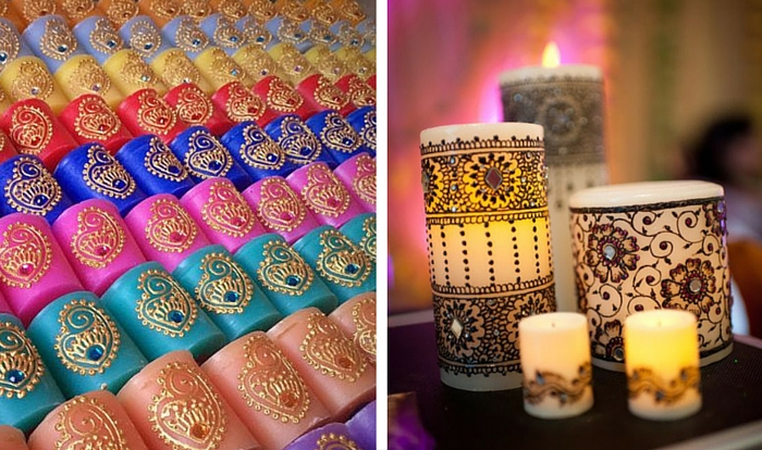 Simple Mehndi Decoration At Home : Simple diy sangeet decoration ideas for any budget india.com