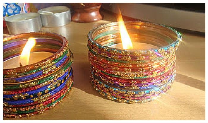 Mehndi Dupatta Decoration : Simple diy sangeet decoration ideas for any budget india.com