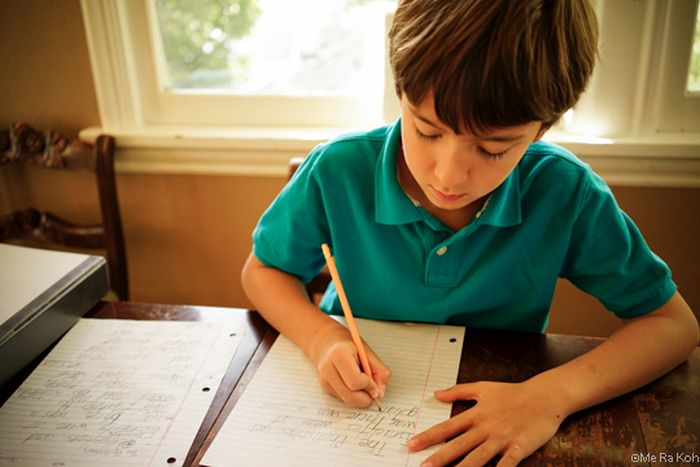 Kids essay