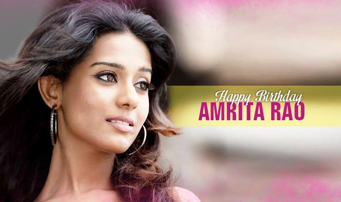 Happy Birthday Amrita Rao: The rise & fall of the Meri Awaaz Hi Pehchaan Hai star's Bollywood career!
