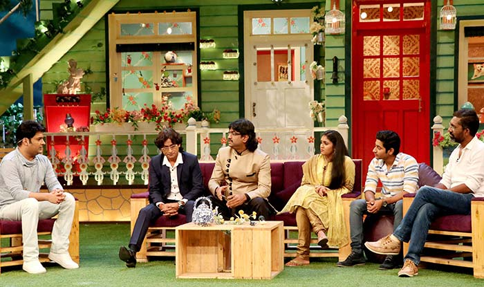 The Kapil Sharma Show: Sairat team goes Zingaat with Sunil Grover