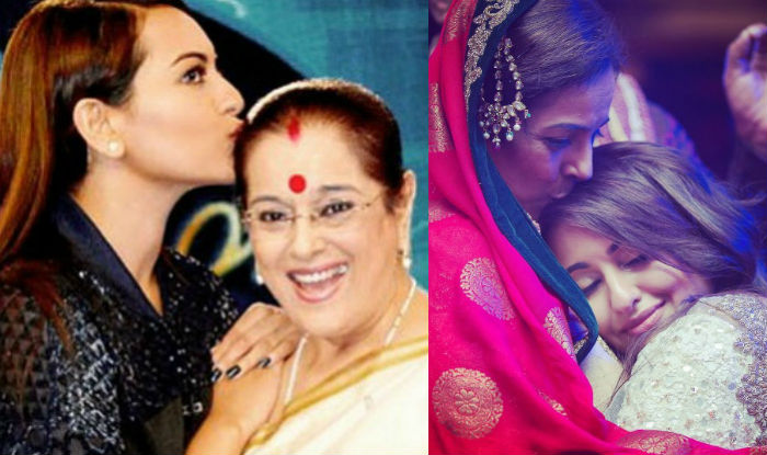 Sonakshi Sinhas Mother Wishes Her Birthday In The Best Way Ever