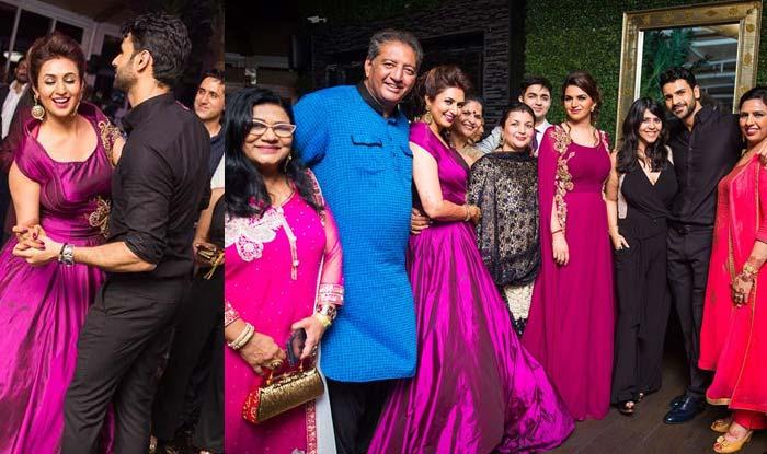 See how newly-weds Divyanka Tripathi & Vivek Dahiya ...