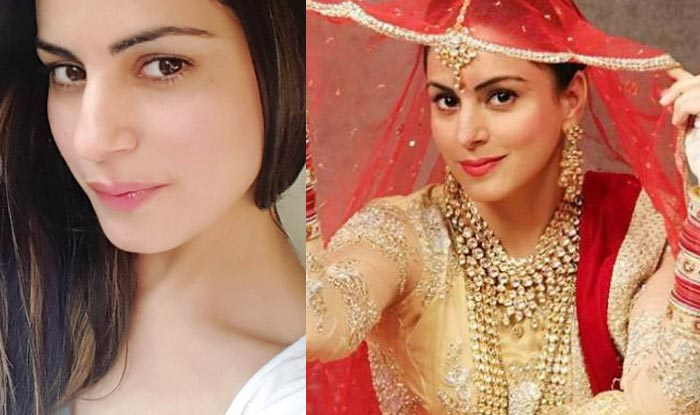 Actress Shraddha Arya Bikini Stills: Wedding Bells! Tumhari Paakhi Actress Shraddha Arya All