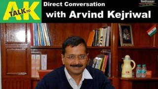 Talk to AK: Watch LIVE streaming of Arvind Kejriwal's interactive session on 'Talktoak.com' website