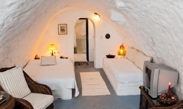 10 Most exotic cave hotels in the world that will add spice