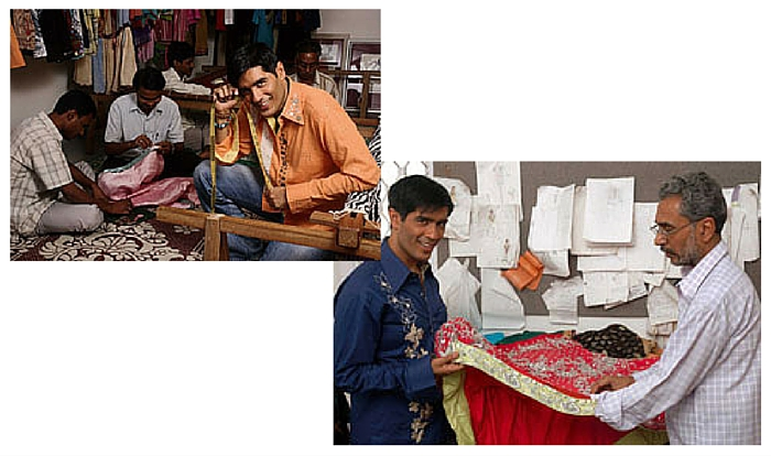 Behind The Sketch How Designers Bring Fashion To Life India Com
