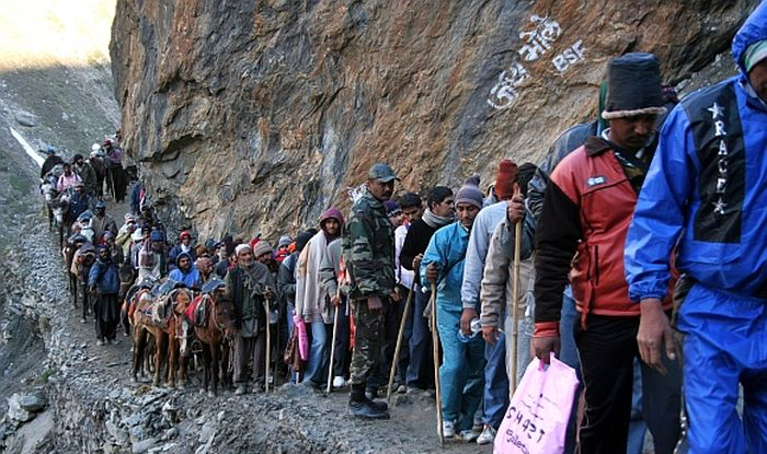 Amarnath Yatra 2017 How To Register For Pilgrimage