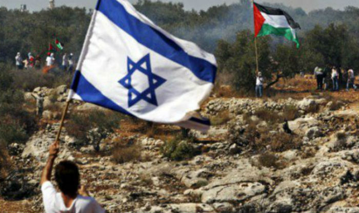 palestine nad israel conflict