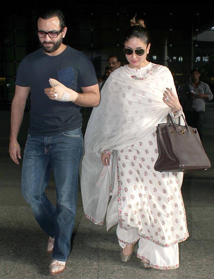 Kareena Kapoor Has Become A Mother - करीना कपूर खान बन  गयी हैं माँ, उनके घर आया एक नन्हा फ़रिश्ता !