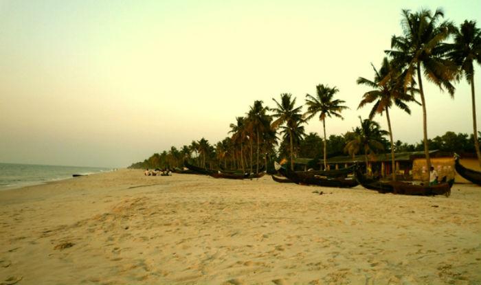 nude indian boy on beach