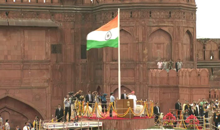 Narendra modi independence day speech 2016 full video - Prime minister of india office address ...