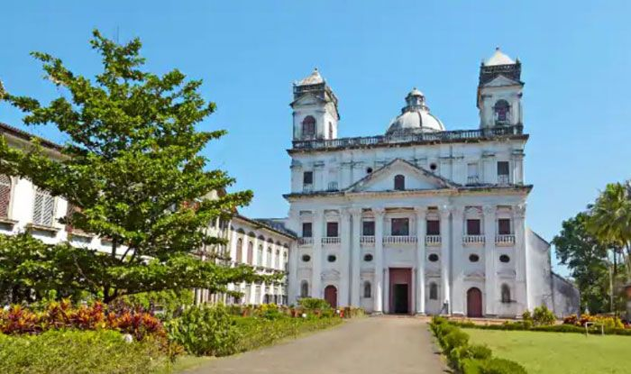 Churches in Goa